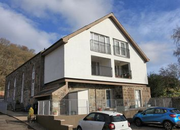Thumbnail 2 bed flat for sale in Burrell Street, Comrie