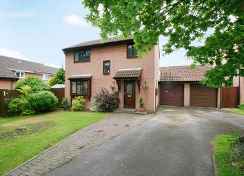 Thumbnail 3 bedroom detached house for sale in Ascot Close, Fareham
