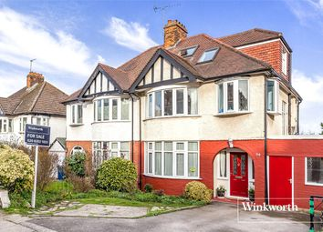 Thumbnail 4 bed semi-detached house for sale in Sunny Gardens Road, London