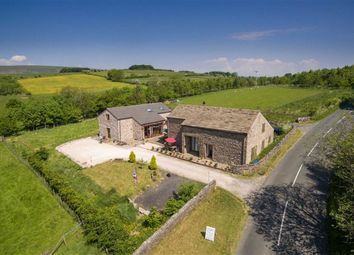 Thumbnail 8 bed barn conversion for sale in Newton In Bowland, Clitheroe, Lancashire