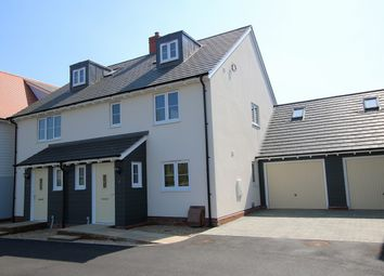 Thumbnail 4 bedroom semi-detached house for sale in Dunmow Road, Little Canfield, Dunmow