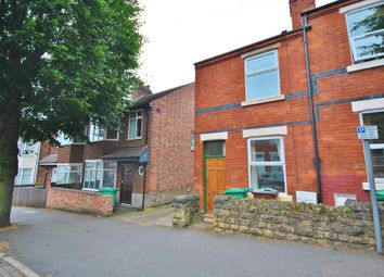Thumbnail 2 bed end terrace house to rent in Allington Avenue, Nottingham