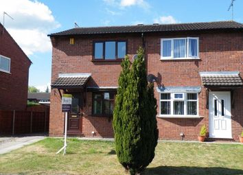 Thumbnail 2 bed detached house to rent in Verdin Court, Leighton, Crewe