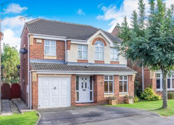 Thumbnail 4 bedroom detached house for sale in Whisperwood Drive, Balby, Doncaster