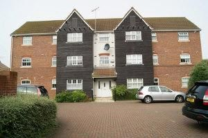Thumbnail 2 bed flat to rent in Antigua Close, Sovereign Harbour, Eastbourne