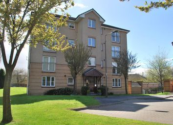 Thumbnail 2 bed flat for sale in Queens Court, Stenhousemuir