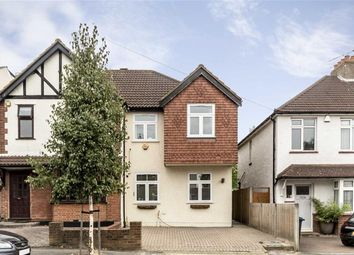 Thumbnail 3 bed semi-detached house for sale in Bond Road, Tolworth, Surbiton