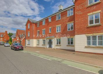 Thumbnail 2 bed flat for sale in Gavin Way, Highwoods, Colchester