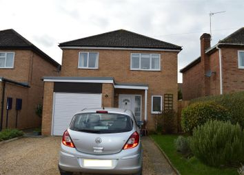 Thumbnail 4 bed detached house for sale in Windsor Close, Sleaford