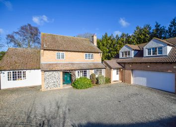 Thumbnail 5 bed detached house for sale in Warren Road, Red Lodge, Bury St. Edmunds