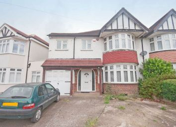 Thumbnail 5 bedroom semi-detached house for sale in Headstone Lane, North Harrow, Middlesex