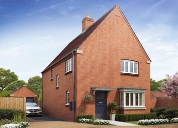 "Thumbnail 4 bedroom detached house for sale in ""Chesham"" at Halse Road, Brackley"