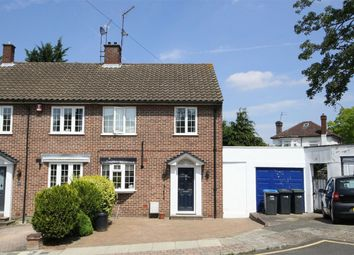 Thumbnail 3 bed end terrace house for sale in Laurel Drive, London