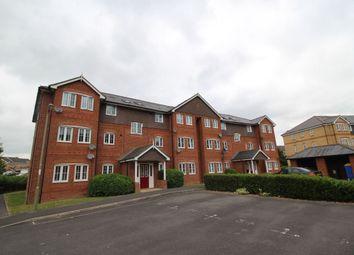 Thumbnail 2 bed flat to rent in Britannia Drive, Beggarwood, Basingstoke