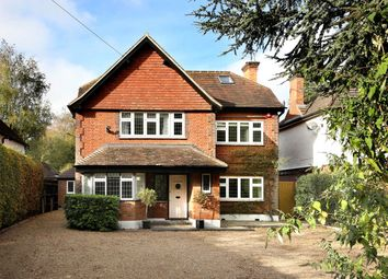 Thumbnail 6 bed detached house for sale in Fulmer Road, Gerrards Cross