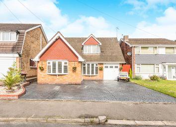 Thumbnail 3 bedroom detached bungalow for sale in Lyndon Close, Castle Bromwich, Birmingham