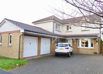 Thumbnail 4 bed detached house for sale in Appleby Grove, Bargeddie
