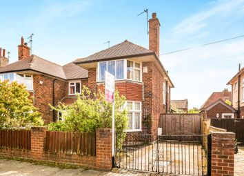 Thumbnail 3 bed semi-detached house for sale in Beachcroft Road, Meols, Wirral