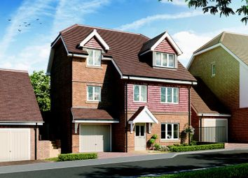 Thumbnail 4 bed detached house for sale in Clockfield, North Street, Turners Hill, West Sussex