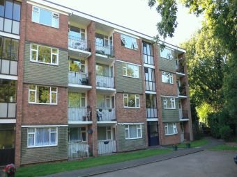 Thumbnail 2 bedroom flat to rent in Hearsall Court, Broad Lane, Coventry, West Midlands