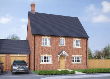 Thumbnail 4 bedroom detached house for sale in The Lanterns, Melbourn Street, Royston
