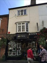 Thumbnail Retail premises to let in 80 / 80A Parchment Street, Winchester, Hampshire