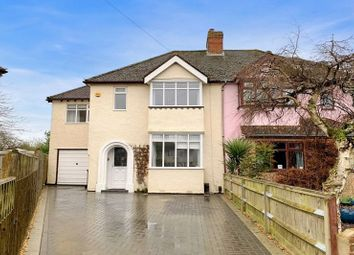 Thumbnail 5 bed detached house for sale in Holley Crescent, Headington, Oxford