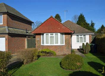 Thumbnail 3 bed detached bungalow for sale in Bedford Crescent, Frimley Green, Surrey