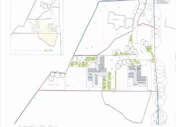 Thumbnail Land for sale in Cheddleton Heath Road, Cheddleton, Staffordshire
