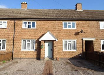 Thumbnail 3 bed terraced house for sale in Preston Drive, Newbold Verdon, Leicester