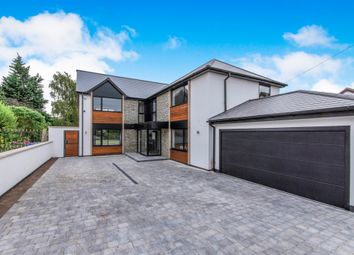 Thumbnail 5 bed detached house for sale in Moss Croft Lane, Hatfield, Doncaster