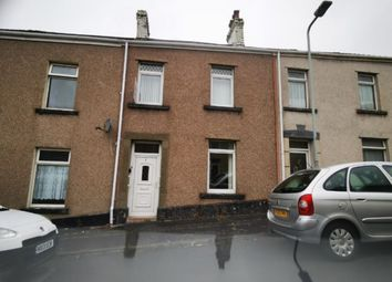 Thumbnail 3 bed terraced house to rent in Grafog Street, Port Tennant, Swansea