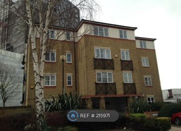 Thumbnail 1 bed flat to rent in Archers Lodge, London
