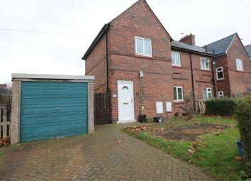 Thumbnail 3 bed semi-detached house for sale in Dene Crescent, East Dene, Rotherham, South Yorkshire