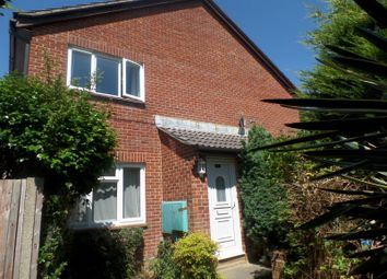 Thumbnail 1 bedroom semi-detached house to rent in Quebec Gardens, Bursledon Green, Southampton