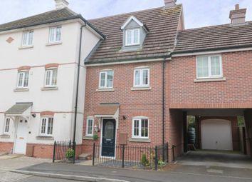 Thumbnail 3 bedroom terraced house for sale in Elvetham Rise, Chineham, Basingstoke