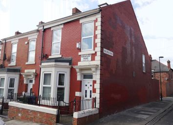 Thumbnail 5 bed end terrace house for sale in Normount Road, Grainger Park, Newcastle Upon Tyne