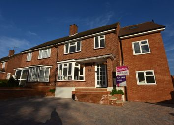 Thumbnail 3 bed terraced house for sale in Meriden Way, Watford