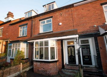 Thumbnail 4 bed terraced house for sale in Deyne Avenue, Prestwich, Manchester
