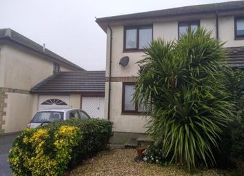 Thumbnail 2 bed semi-detached house for sale in Helston, Cornwall