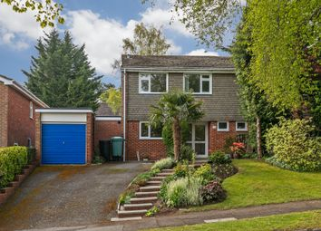 Thumbnail 4 bed semi-detached house for sale in Byron Avenue, Winchester