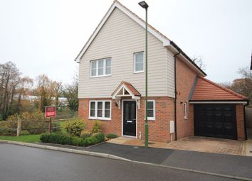 Thumbnail 3 bed detached house for sale in Watermeadow Lane, Storrington, Pulborough