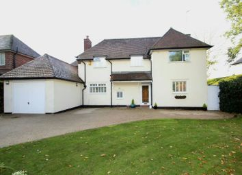 Thumbnail 4 bed detached house for sale in Stanhope Road, Bowdon, Altrincham