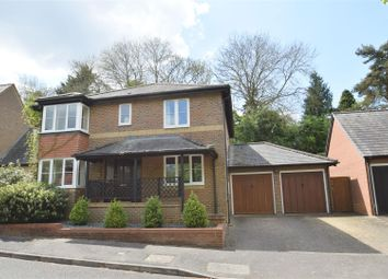 Thumbnail 4 bedroom detached house for sale in Caversham Heights, Caversham, Berkshire