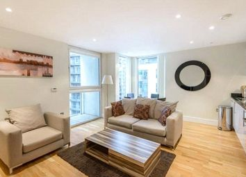 Thumbnail 1 bedroom flat to rent in Cobalt Point, Milharbour, Canary Wharf, London