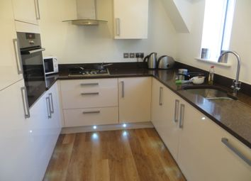 Thumbnail 2 bed flat to rent in 346 Station Road, Solihull