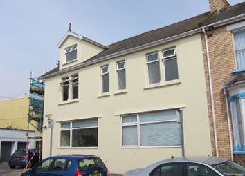 Thumbnail 2 bed flat to rent in Gerston Road, Central Paignton