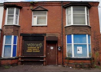 Thumbnail Warehouse to let in Upperton Road, Leicester