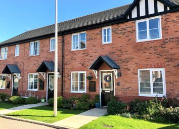 Thumbnail 2 bed terraced house for sale in Clarence Drive, Cuddington, Northwich