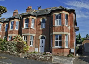Thumbnail 3 bedroom flat for sale in Stanley Road, Lymington, Hampshire